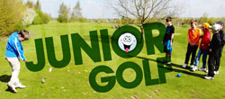 Junior Golf Noticeboard at Tuam Golf Club