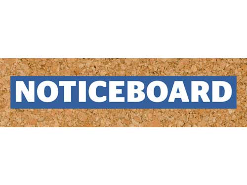 Noticeboard 17 June 2019 Tuam Golf Club