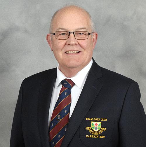 Captain's Prize - Mr. Gerry Cunningham